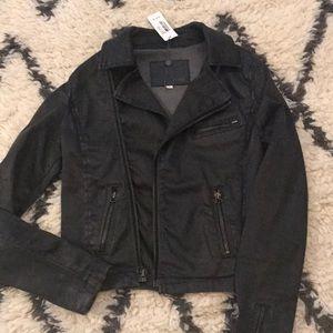 AG coated jacket